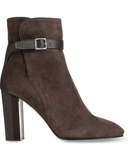 Kiely Suede Ankle Boots
