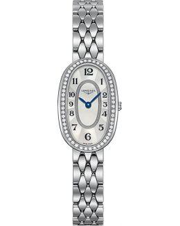 L2.305.0.83.6 Symphonette Diamond-set Watch