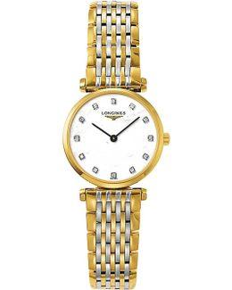 L4.209.2.87.7 La Grande Classique Stainless Steel Watch
