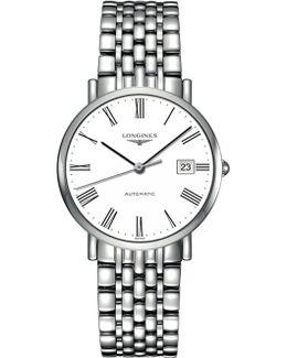L4.810.4.11.6 Elegant Stainless Steel Watch