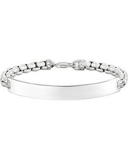 Lovebridge Sterling Silver Venetian Chain Bracelet