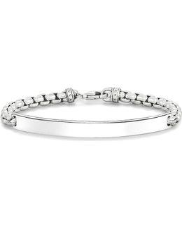 Love Bridge Sterling Silver Bracelet