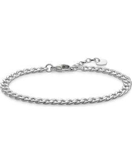 Glam & Soul Sterling Silver Chain Bracelet