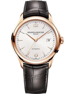 M0a10058 Clifton 18ct Rose Gold Watch
