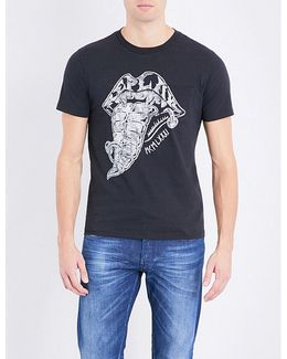 Rolling Stones Cotton T-shirt