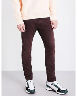 Anbass Colours Slim-fit Skinny Jeans