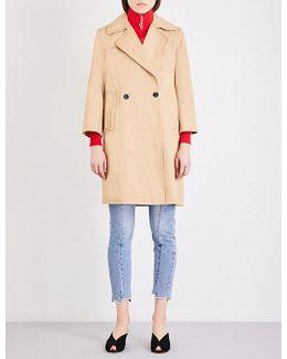 Wave Cotton Coat