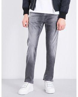 Grover Hyperflex Slim-fit Straight Jeans
