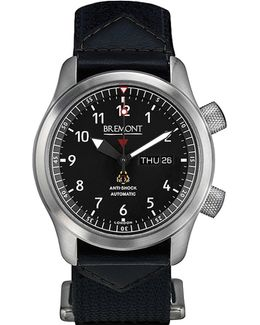 Martin Baker Mbii/or Stainless Steel Watch