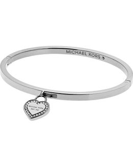 Heritage Stainless Steel Bangle