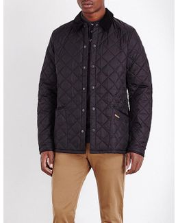 Liddlesdale Quilted Shell Jacket