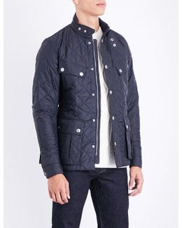 Ariel Quilted Shell Jacket
