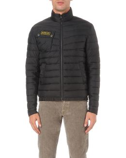 Baffle Quilted Shell Jacket