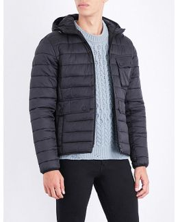 Ousten Hooded Quilted Shell Jacket - For Men
