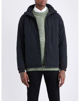 Leeve Quilted Parka Jacket
