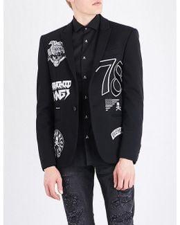 Gloria Slim-fit Woven Jacket