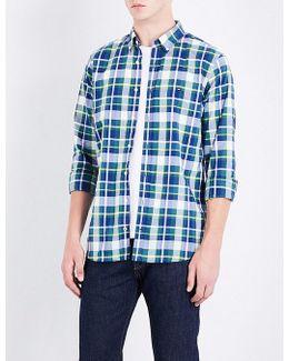 Ifan Slim-fit Cotton Shirt