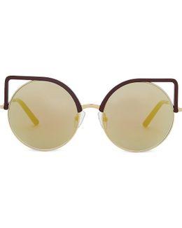Mw169 Cat-eye Sunglasses