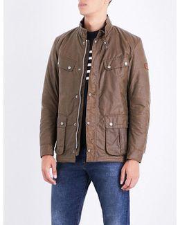 Duke Waxed-cotton Jacket