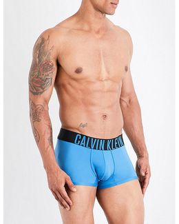 Intense Power Slim-fit Microfibre Trunks