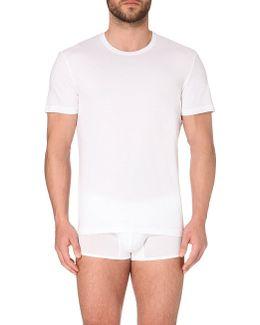 Seamless Crew-neck T-shirt
