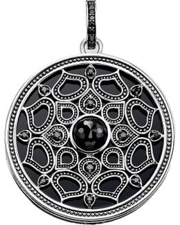 Mandala Sterling Silver