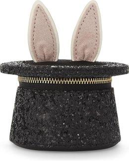 Make Magic Hat Leather Coin Purse