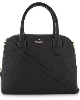 Ladies Small Classic Ashleigh Grained Leather Shoulder Bag