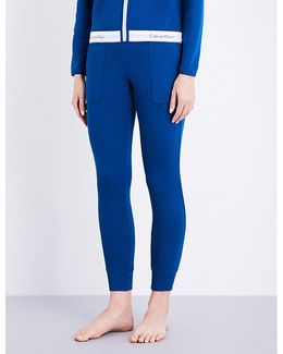 Modern Cotton Cotton-jersey Jogging Bottoms