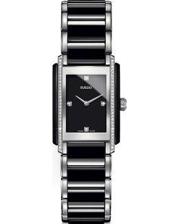 R20217712 Integral Ceramic And Diamond Watch