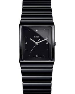 R21700702 Ceramica Black High-tech Ceramic Watch