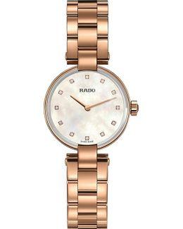 R22855923 Coupole Diamond Watch