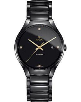 R27056712 True Ceramic And Diamond Watch