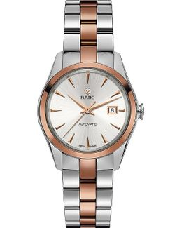 R32087112 Hyperchrome Stainless Steel And Ceramos Watch