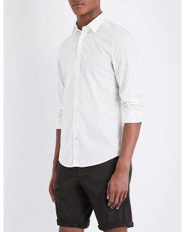 Blanca Slim-fit Cotton Shirt