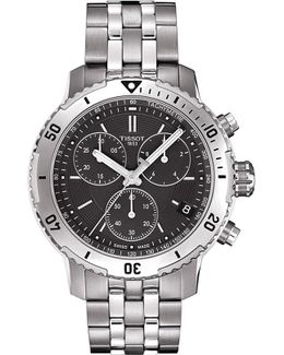 T067.417.11.051.01 Prs 200 Stainless Steel Watch