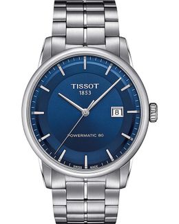 T0864071104100 Luxury Stainless Steel Watch