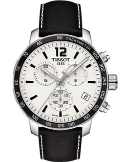 T0954171603700 Quickster Chronograph Watch