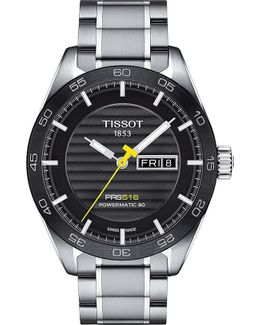 T1004301105100 Stainless Steel Watch