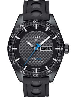 T1004303720100 Stainless Steel-plated Watch