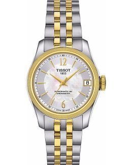 T1082082211700 Ballade Stainless Steel Automatic Watch