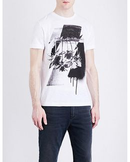 T-diego Cotton-jersey T-shirt