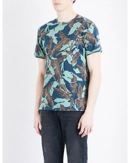 T-joe Cotton-jersey T-shirt