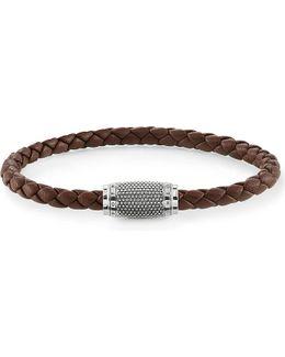 Rebel At Heart Nappa Leather Unity Bracelet