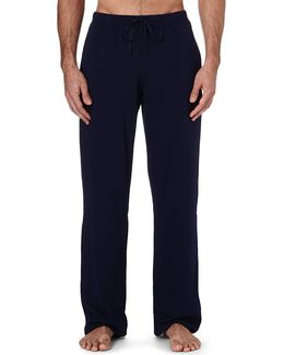 Embroidered-logo Lounge Trousers