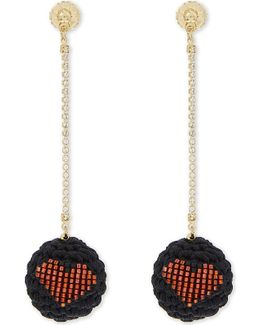 Addicted 2 Luv Drop Earrings