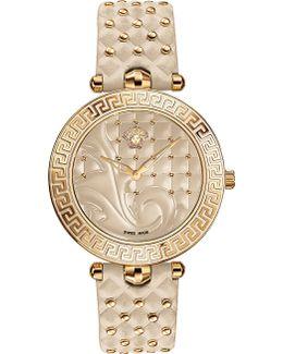 Vk702 0013 Vanitas Stainless Steel Watch