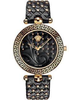 Vk703 0013 Vanitas Stainless Steel Watch