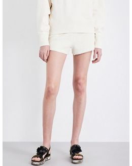 Max Cotton-towelling Shorts