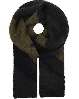 Sinclair Wool-blend Scarf